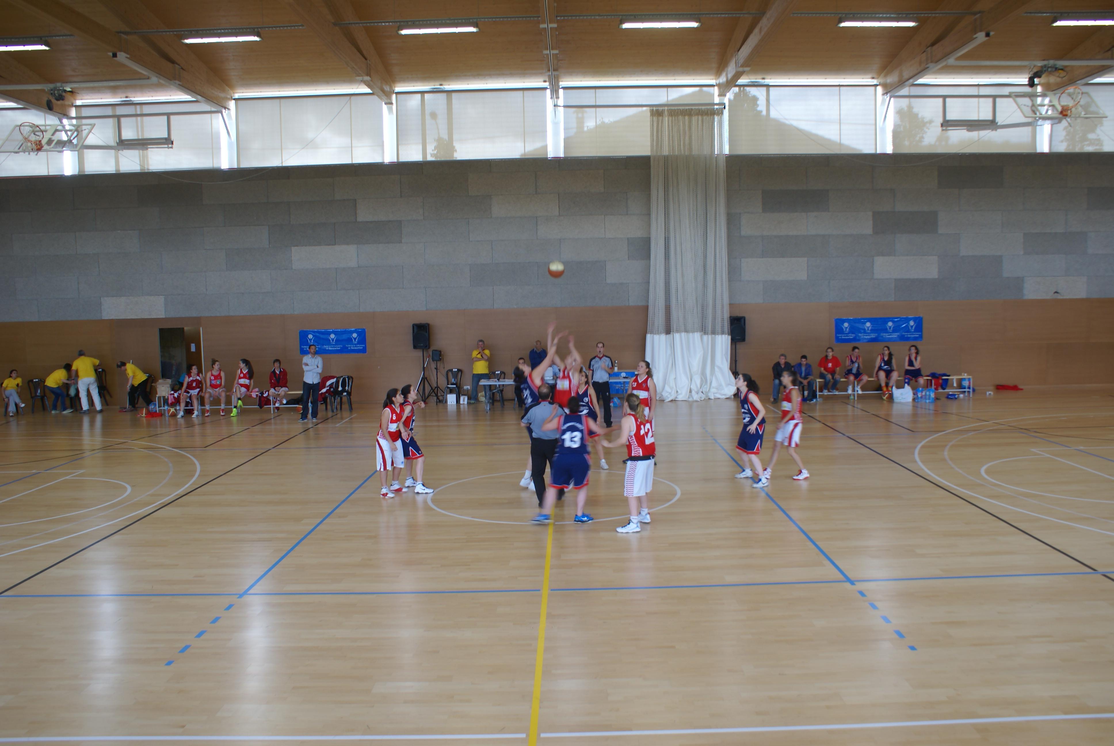 Partit bàsquet