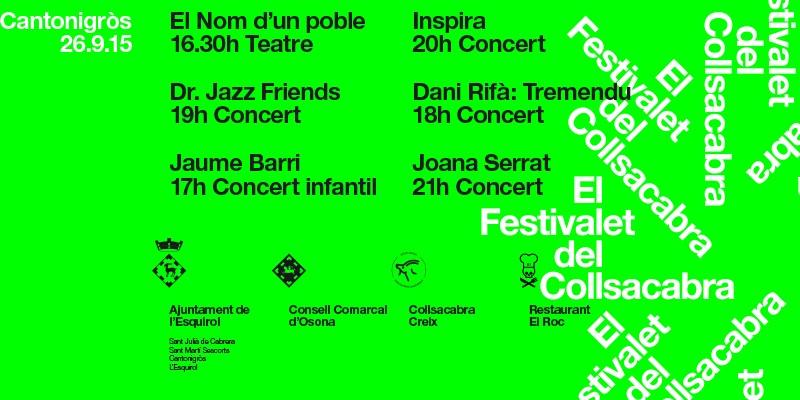 programa d'actes festivalet
